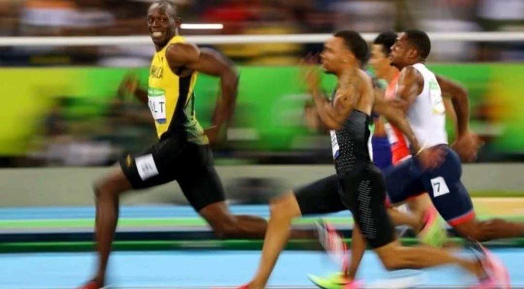短跑如何跑得快, 短跑技術