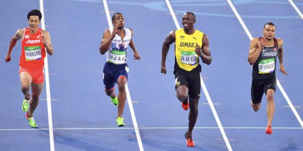 短跑如何跑得快