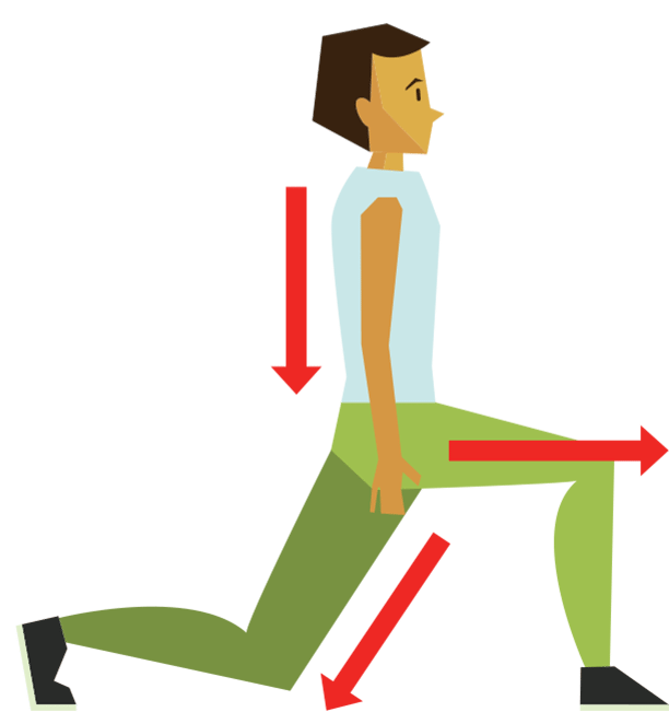 拉筋:動態與靜態伸展